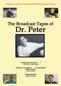 Broadcast Tapes of Dr. Peter (DVD)