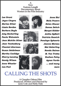 Calling the Shots (DVD)