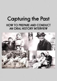 Capturing the Past: How to Prepare and Conduct an Oral History Review (DVD)